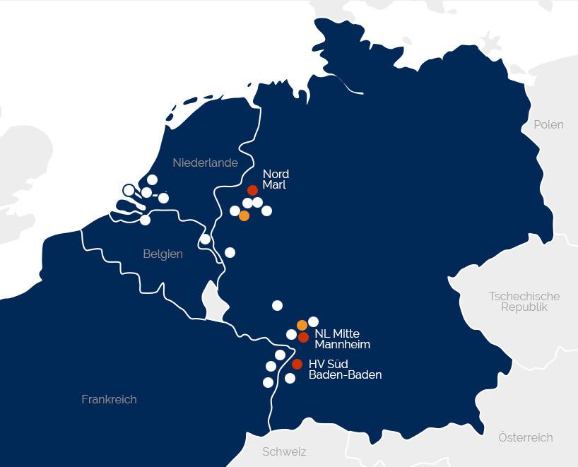 Companies in Germany and Europe | Ebert Hera Esser Group